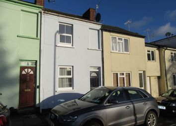 Thumbnail 2 bed terraced house to rent in Albert Street, Newtown, Exeter