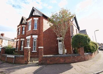 Thumbnail 3 bedroom semi-detached house for sale in Evansfield Road, Llandaff North, Cardiff