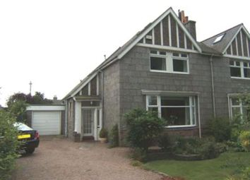 Thumbnail 4 bed semi-detached house to rent in 5 Hazledene Road, Aberdeen