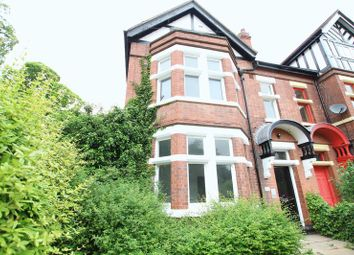Thumbnail 1 bed flat to rent in Rosliston Road, Stapenhill, Burton-On-Trent