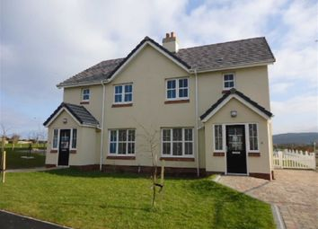 Thumbnail 3 bed semi-detached house for sale in Mcleods Field, Peel, Isle Of Man