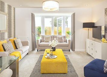 Thumbnail 3 bed end terrace house for sale in Poplar Close, Redwood Heights, Plymouth