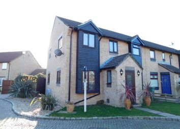 Thumbnail 4 bed end terrace house for sale in Ecton Lane, Portsmouth
