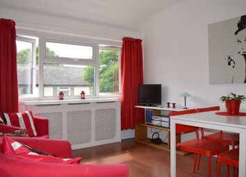Thumbnail 1 bed flat to rent in Satchall Way Hazel Way, London
