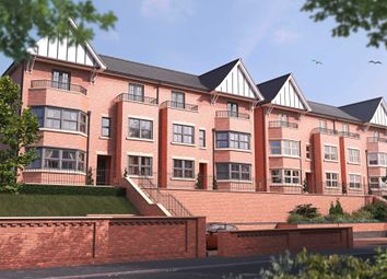 Thumbnail 4 bed town house for sale in Yarborough Road, Lincoln