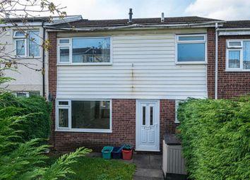 Thumbnail 3 bed terraced house for sale in Trefonen Avenue, Llandrindod Wells