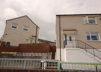 Thumbnail 2 bed end terrace house for sale in Bute Avenue, Port Glasgow