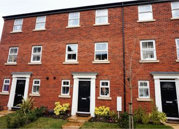 Thumbnail 3 bed town house for sale in St. Georges Parkway, Stafford