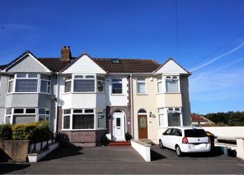 Thumbnail 4 bedroom terraced house for sale in Memorial Road, Hanham