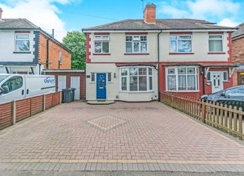 Thumbnail 3 bed semi-detached house for sale in Baldwins Lane, Hall Green, Birmingham