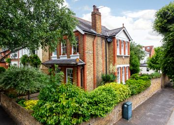 Thumbnail 3 bed detached house to rent in Princes Road, Teddington