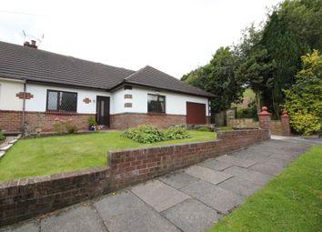 Thumbnail 3 bed semi-detached bungalow for sale in Granville Road, Darwen