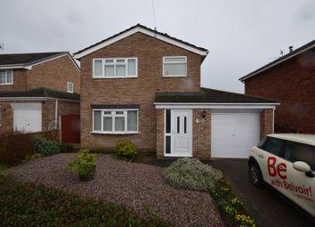 Thumbnail 3 bedroom property to rent in Walker Close, Wrexham