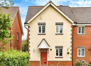 Thumbnail 3 bedroom end terrace house for sale in Weaver Moss, Sandhurst, Berkshire
