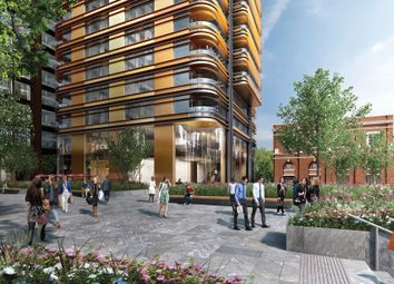Thumbnail 1 bed flat for sale in Principle Tower, Principal Place, London