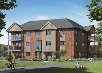 Thumbnail 2 bed flat for sale in Plot 260 - The Crewe, Crowthorne