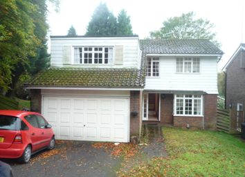 Thumbnail 4 bed detached house to rent in Old Farleigh Road, Selsdon, Surrey