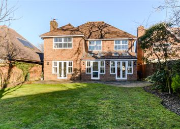 Thumbnail 5 bed detached house for sale in Bramble Close, Chalfont St. Peter, Gerrards Cross, Buckinghamshire