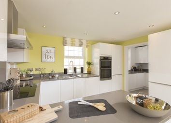 "Thumbnail 4 bed detached house for sale in ""Eden"" at Station Road, Langford, Biggleswade"