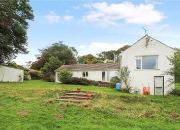 Thumbnail 3 bed detached bungalow for sale in Rocombe, Lyme Regis, Devon