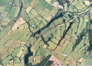 Thumbnail Land for sale in Approx. 70 Acres Near Dolgran, Pencader, Carmarthenshire