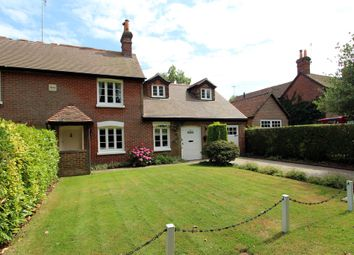 Thumbnail 4 bed semi-detached house for sale in Lodge Hill, Newtown, Fareham