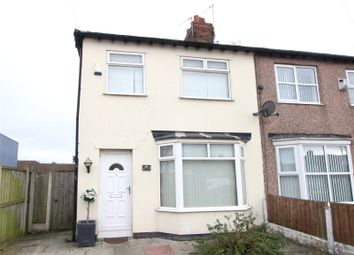 Thumbnail 3 bed end terrace house for sale in Lower House Lane, Liverpool, Merseyside