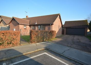 Thumbnail 3 bedroom detached bungalow for sale in College Meadows, Lowestoft