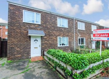 Thumbnail 3 bed end terrace house for sale in Maple Drive, Huntingdon