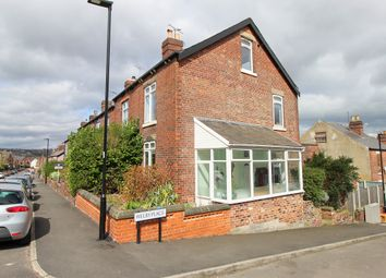 Thumbnail 3 bed end terrace house for sale in Welby Place, Sheffield