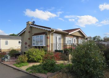 Thumbnail 2 bed mobile/park home for sale in New Orchard Park, Littleport, Ely