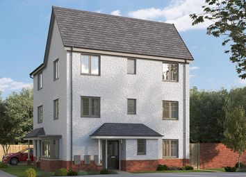 "Thumbnail 3 bed semi-detached house for sale in ""The Seaton"" at Longwall Road, Pontefract"