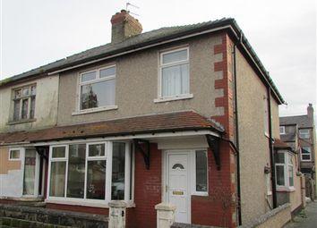 Thumbnail 3 bedroom property to rent in Cavendish Road, Heysham, Morecambe