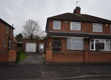 Thumbnail 3 bed semi-detached house to rent in Park Drive, Leicester Forest East, Leicester