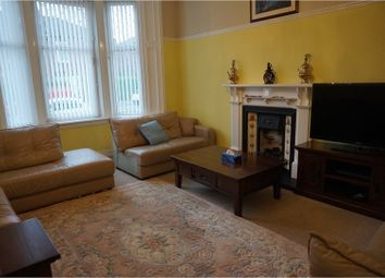 Thumbnail 3 bed terraced house to rent in Crow Road, Glasgow