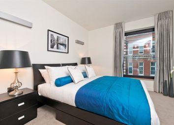 Thumbnail 2 bed flat to rent in Warren Street, London