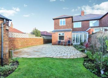 Thumbnail 2 bedroom flat for sale in Church Road, Lytham St Annes, Lancashire, England