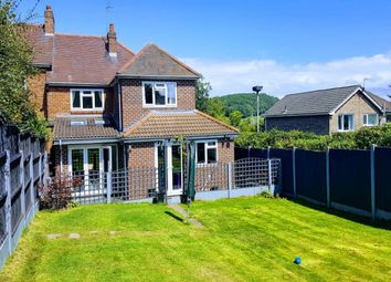 4 bed semi-detached house for sale in Church Street, Fritchley, Belper DE56