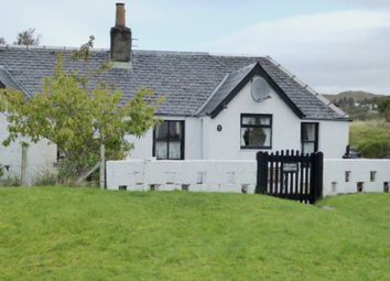 Thumbnail 1 bed semi-detached house for sale in 4, Tougal, Morar Sands, Morar