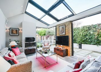 Thumbnail 4 bed detached house to rent in Vine Road, London