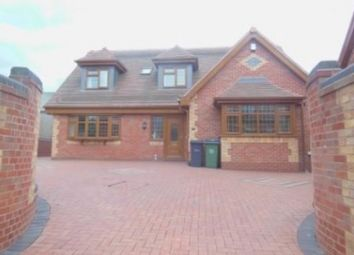 Thumbnail 4 bedroom detached house to rent in Dudley Street, West-Bromwich, West-Midlands