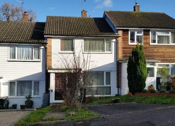 Thumbnail 3 bed terraced house for sale in Woodcrest Walk, Reigate, Surrey