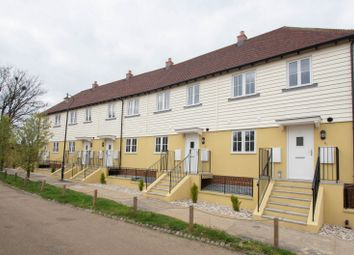 Thumbnail 3 bed town house to rent in New Creek Road, Faversham