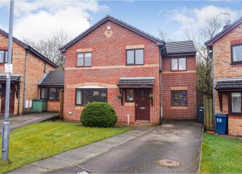 Thumbnail 4 bed detached house for sale in Meadowcroft, Skelmersdale