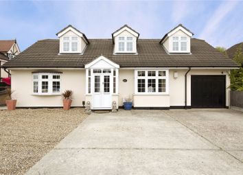 Thumbnail 5 bedroom detached house for sale in Upminster Road North, Rainham