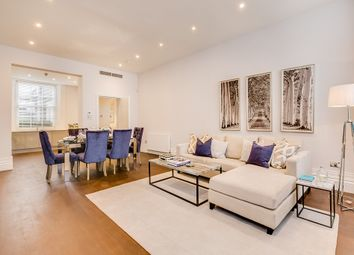 Thumbnail 3 bed flat to rent in South Eaton Place, London