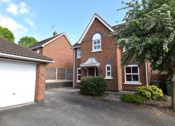 Thumbnail 4 bed detached house for sale in Corunna Close, Brockhill Village, Norton