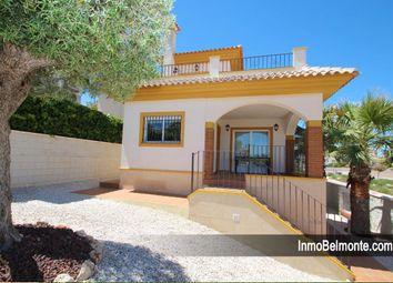 Thumbnail 3 bed villa for sale in Pueblo Lucero, Rojales, Spain