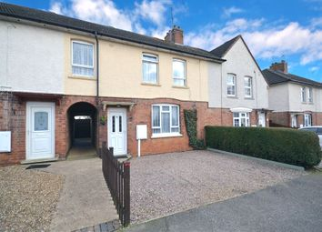 3 bed terraced house for sale in Addison Road, Desborough, Kettering NN14