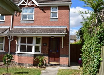 Thumbnail 3 bed semi-detached house to rent in Tennyson Way, Stamford